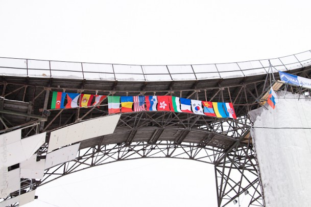 Флаги стран участниц
