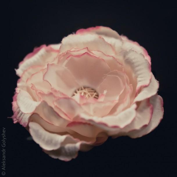 Пластмассовая жизнь - цветок