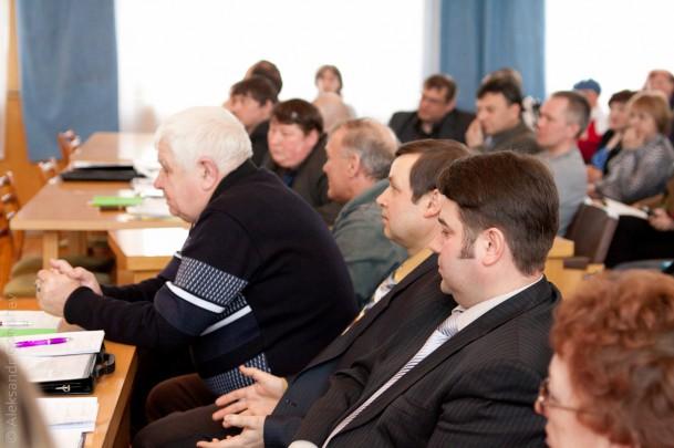 Заседание Слободской городской Думы