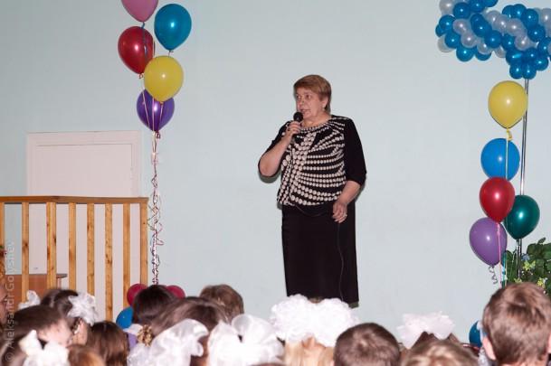 Директор 5й школы - Смолина Людмила Дмитриевна