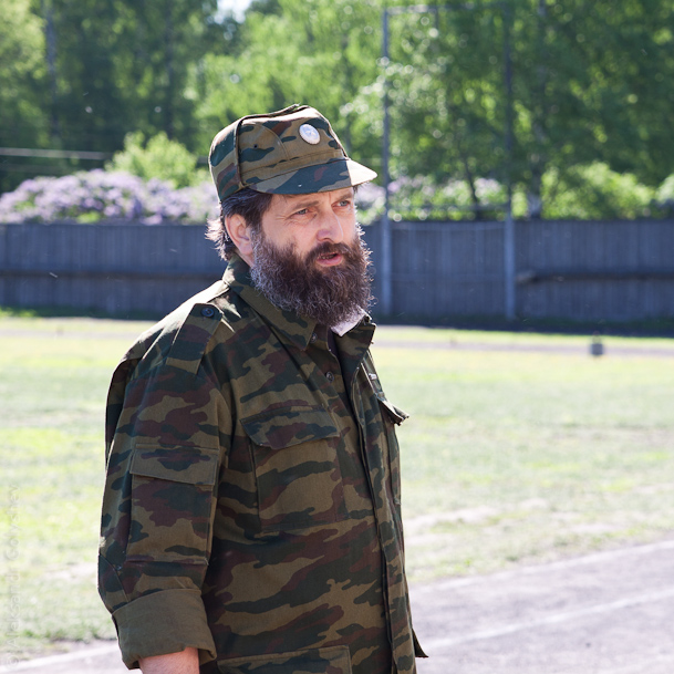 Начальник лагеря