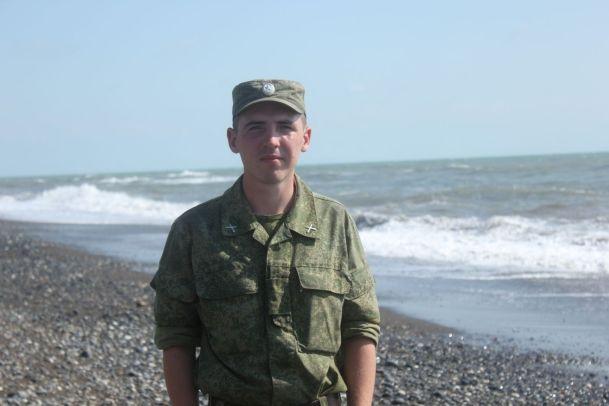 Окончание службы на берегу Черного моря