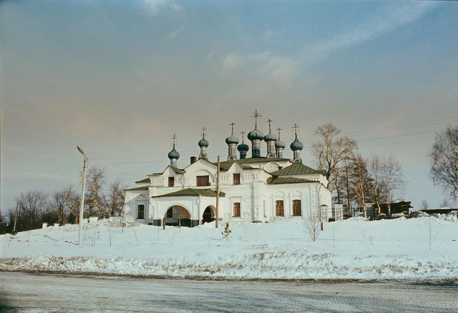 Собор Екатерины Великомученицы (Екатерининская церковь)