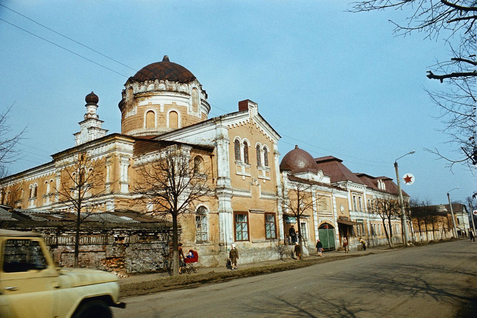 Церковь Рождества Христова Христорождественского женского монастыря