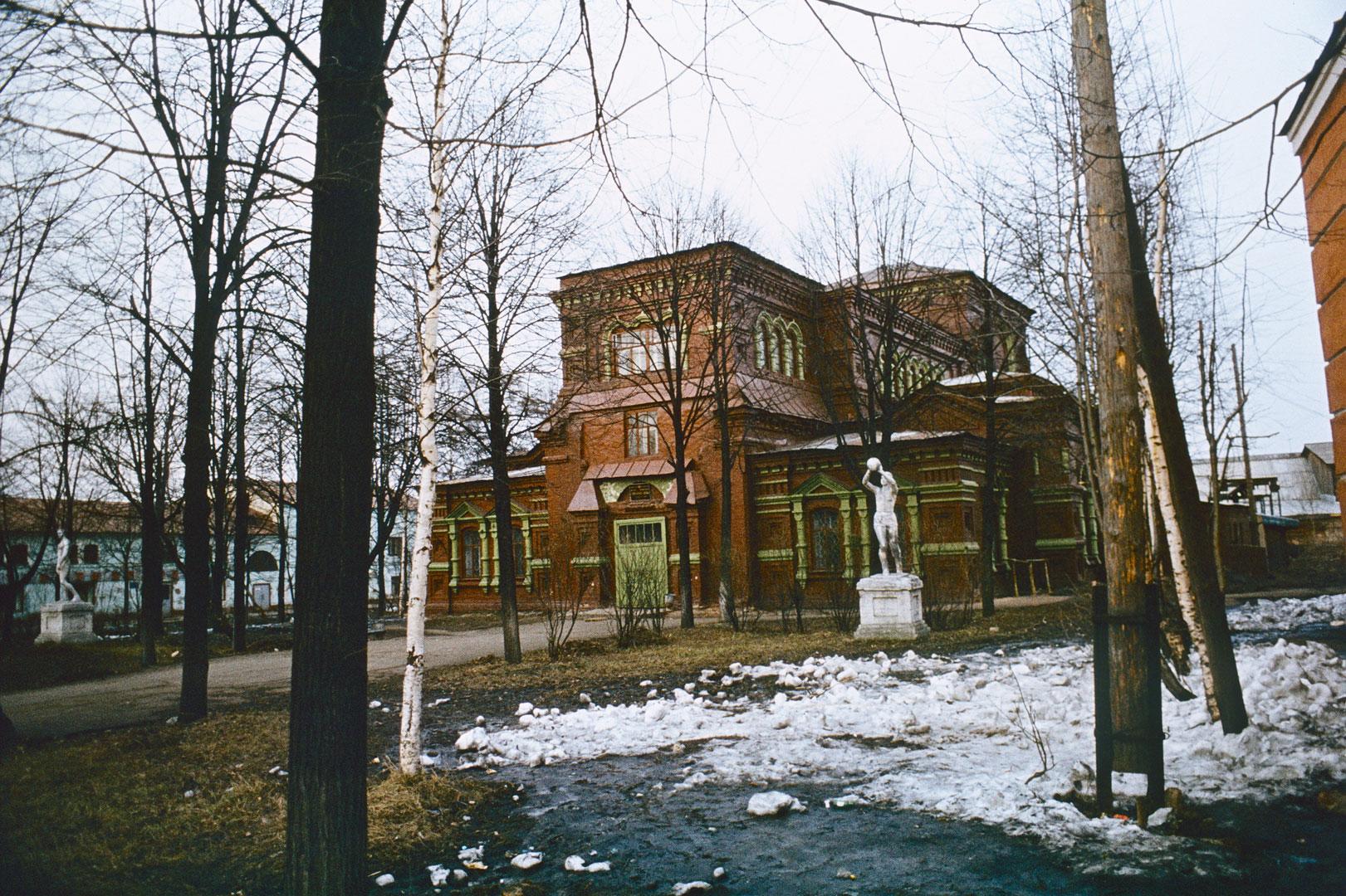 Церковь Николая Чудотворца (Никольская церковь)