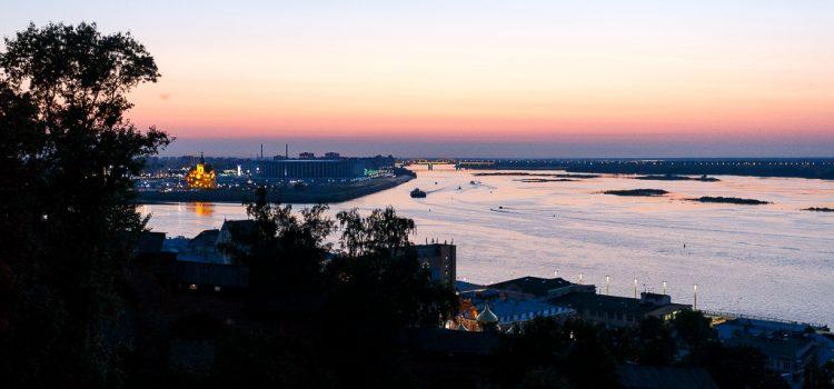 В Нижний Новгород на один день