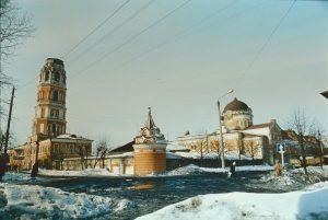 Христорождественский женский монастырь