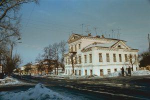 ул. Советская, Особняк купца Гусева