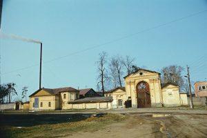 Крестовоздвиженский Слободской мужской монастырь